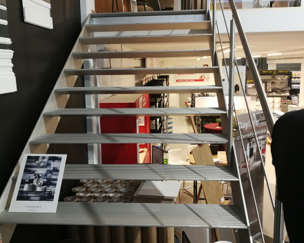 Large company stair Concorde XL at Proshop
