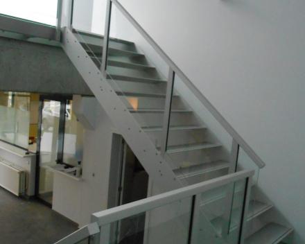 Design stair Concorde in the company Europa Cuisson