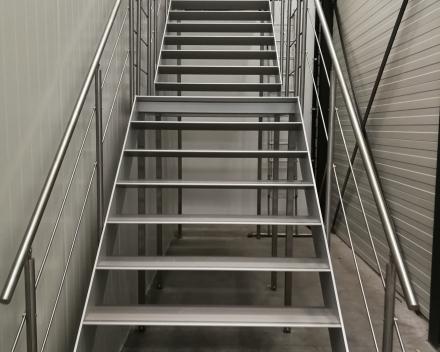Escalier design Concorde dans Jozijna Kliniek