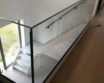 Glazen trap Cameleon C van Graah