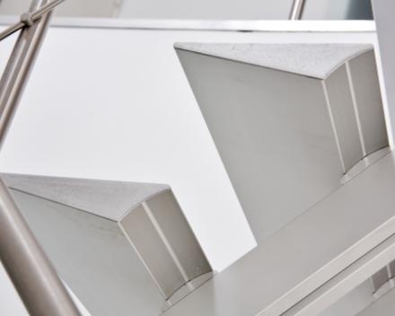 Moderne trap Triangle bij Chairat