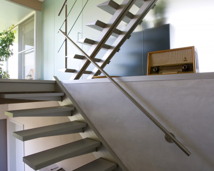 Zwevende trap Solitaire bij de Gersem