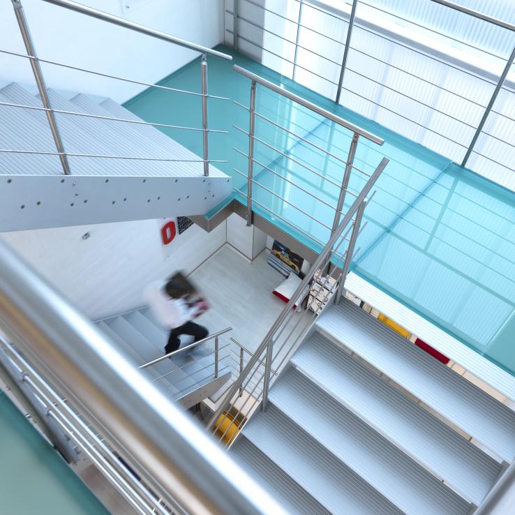 Escaliers larges Concorde XL chez Okey