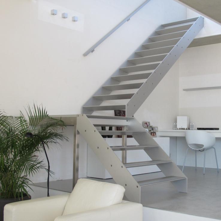 Escalier design Concorde Projet Martens