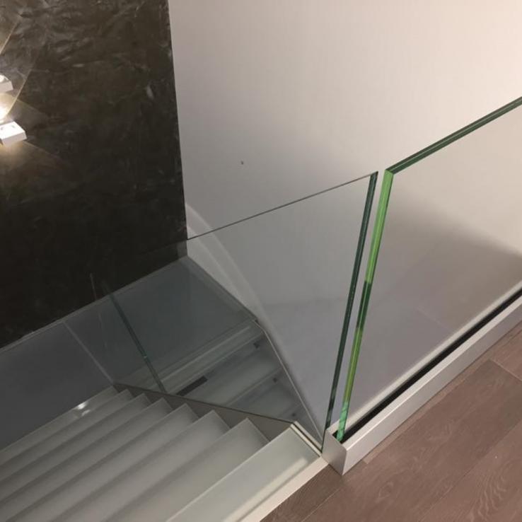 Glazen trap bij Robeyns in Annoeullin (FR)